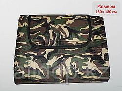 Плед для пикника, камуфляж, 150*180 см