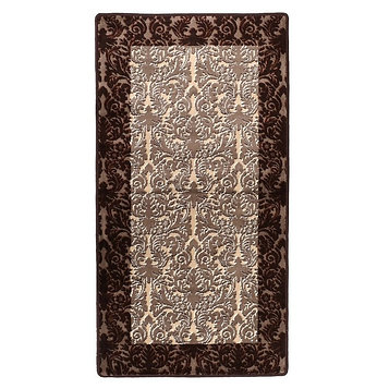 Ковёр Кашемир 50112/37, размер 80х150 см, ворс 8мм, 1890 г/м2,100% ПП