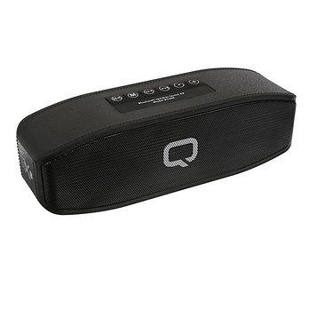 Портативная колонка Qumo X8 BT008, Bluetooth 4.2, 10 Вт, черная