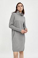 Платье женское Finn Flare, цвет серый, размер L