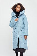 Пальто женское Finn Flare, цвет светло-бирюзовый, размер XL