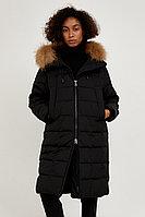 Пальто женское Finn Flare, цвет черный, размер XS