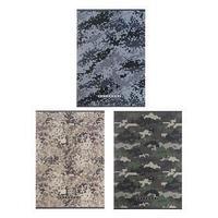 Тетрадь А4, 48 листов в линейку 'Камуфляж Грин', обложка мелованный картон, блок офсет, МИКС