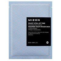 Тканевая маска для лица MIZON Enjoy Vital-Up Time питательная, 25 мл