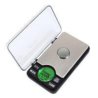 Весы портативные карманные 0,01–600 гр,  MH-696, 130×80×21 мм