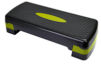 Степ-платформа Sundays Fitness IR97301 (черный/зеленый)