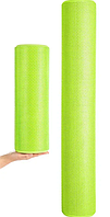 Валик для фитнеса массажный Sundays Fitness IR97433 (15х90, зеленый)