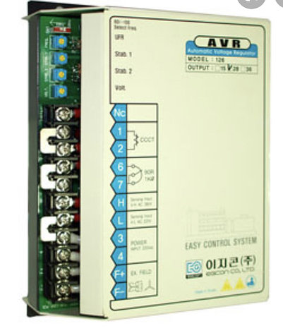 AVR 126 регулятор напряжения, фото 2