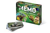 Настольная игра Мемо-Удивительные животные, фото 1