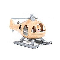 Игрушка вертолёт военный Гром-Сафари, Полесье