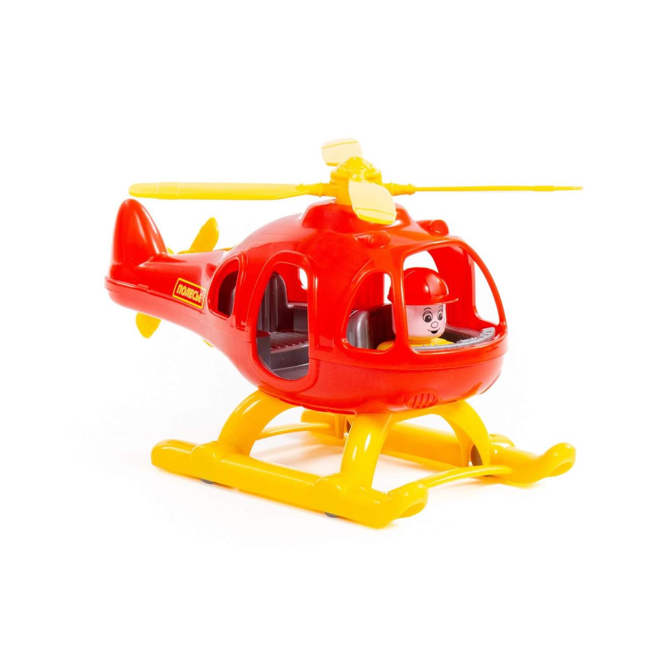 Игрушка вертолёт Шмель, Полесье - фото 1