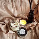 Свеча с деревянным фитилем 75 мл LA FLAMME, фото 3