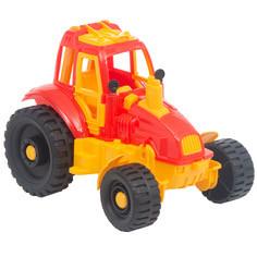 Игрушка трактор, Нордпласт - фото 2