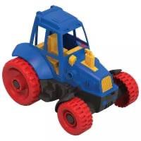 Игрушка трактор, Нордпласт - фото 1