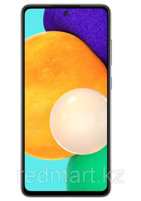Смартфон Samsung Galaxy A52 8/256Gb черный - фото 2