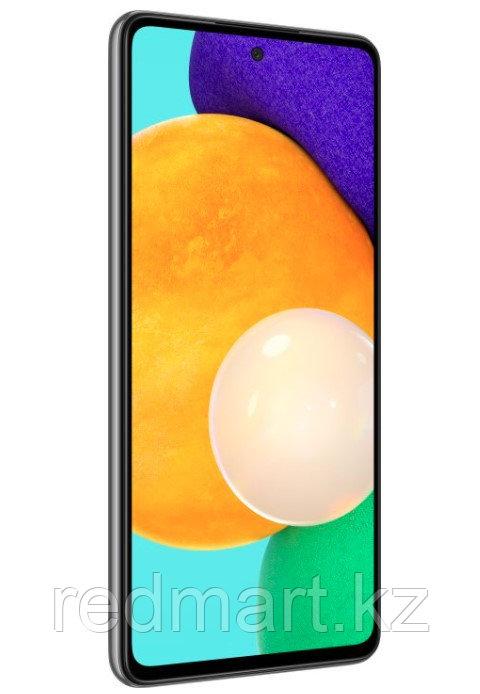 Смартфон Samsung Galaxy A52 8/256Gb черный - фото 3