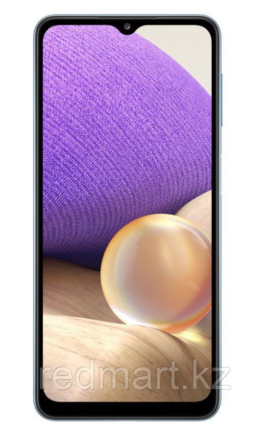 Смартфон Samsung Galaxy A32 4/128Gb голубой - фото 2