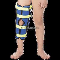 Бандаж компресионный на коленный сустав тривес детский тутор Т-8535 XS, ХХS.XXS