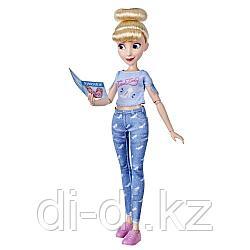 Hasbro Disney Princess Кукла Принцесса Дисней Комфи Золушка E9161