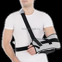 Бандаж фиксирующий на плечевой сустав с абдукционной подушкой Т-8106 р-р М, L