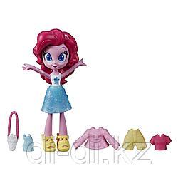 Hasbro MLP. Пони  Девочки из Эквестрии с нарядами Пинки Пай E9247