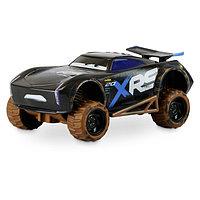Машинка Джексон Шторм «Тачки» Грязные гонки Mud Racer Disney, фото 1