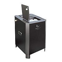 Паротермальная электрическая печь «ПАР и ЖАР» (4,25 кВт 220/380 Вт) Black