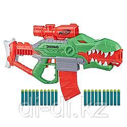 Hasbro Nerf Бластер Дино Рекс Рэмпейдж F0807