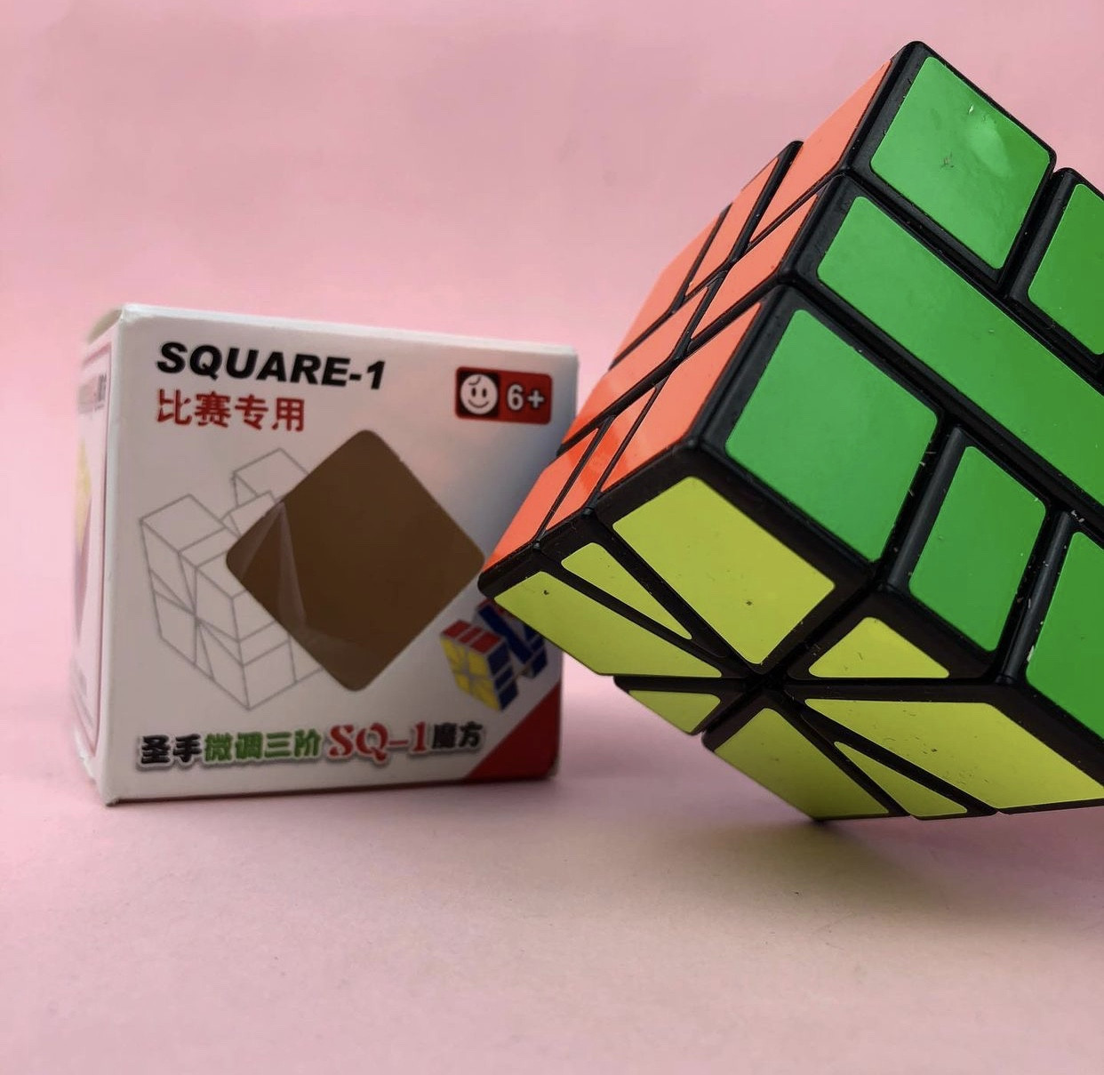Square куб