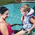 Детский жилет надувной для плавания человек паук, фото 5