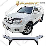 Мухобойка (дефлектор капота) Toyota 4Runner (215) 2006-2008