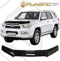 Мухобойка (дефлектор капота) Toyota 4Runner (285) 2010-2013