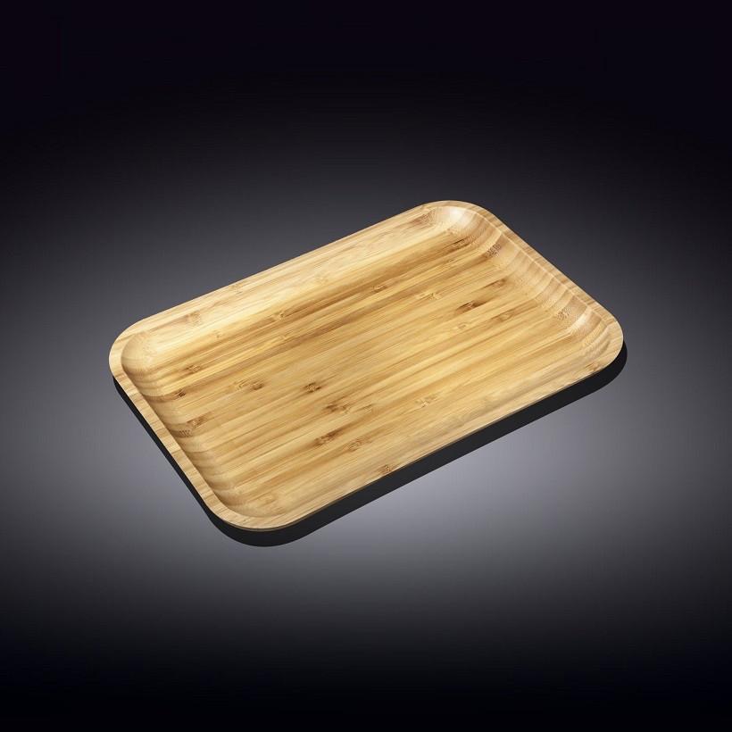 Блюдо бамбуковое Wilmax England Bamboo