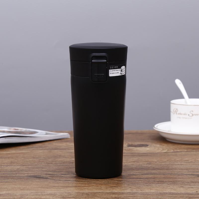 Термос - кружка для кофе или чая, 380 мл - фото 1
