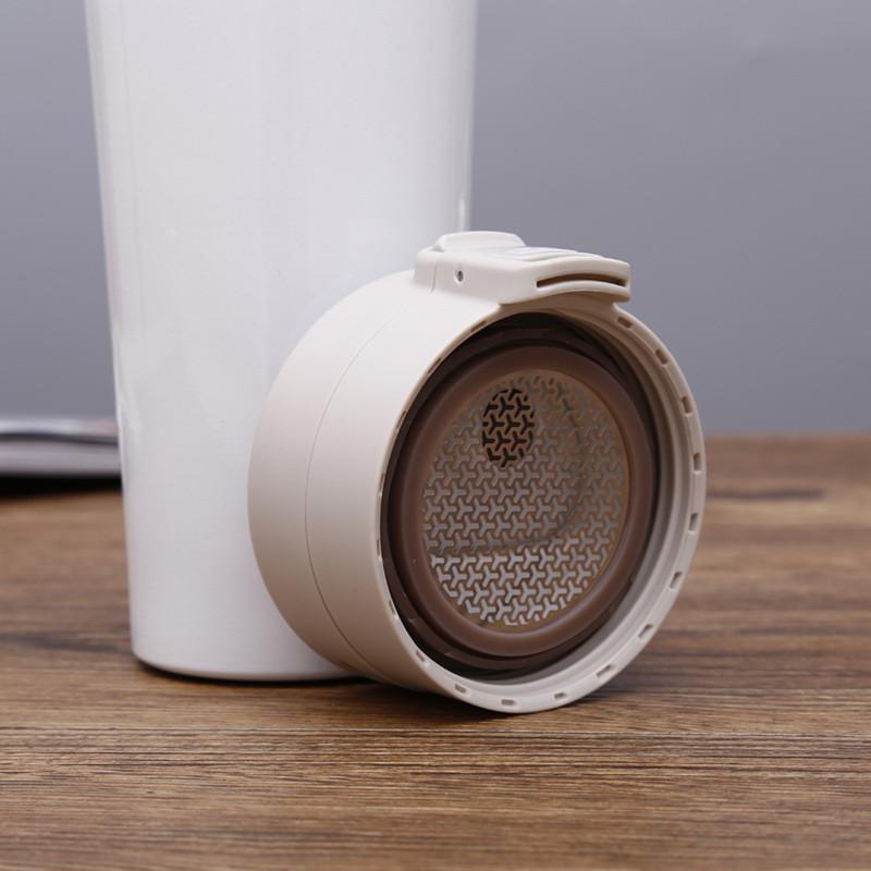 Термос - кружка для кофе или чая, 380 мл - фото 4
