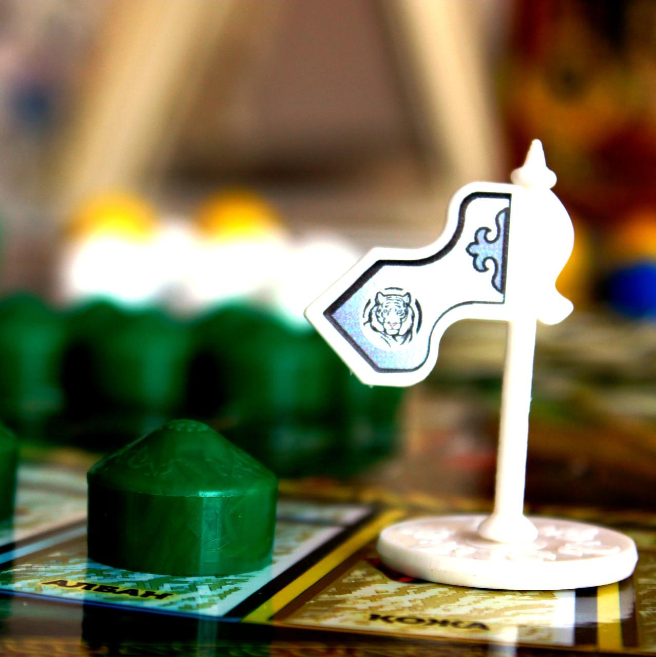 """Board game """"Qazaq Khanate"""" - фото 2"""