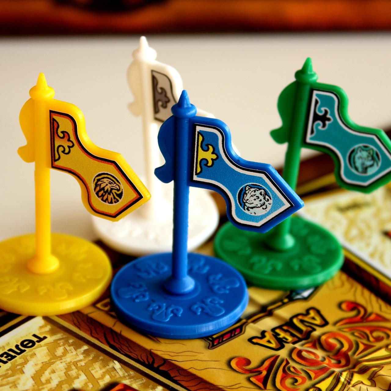 """Board game """"Qazaq Khanate"""" - фото 5"""