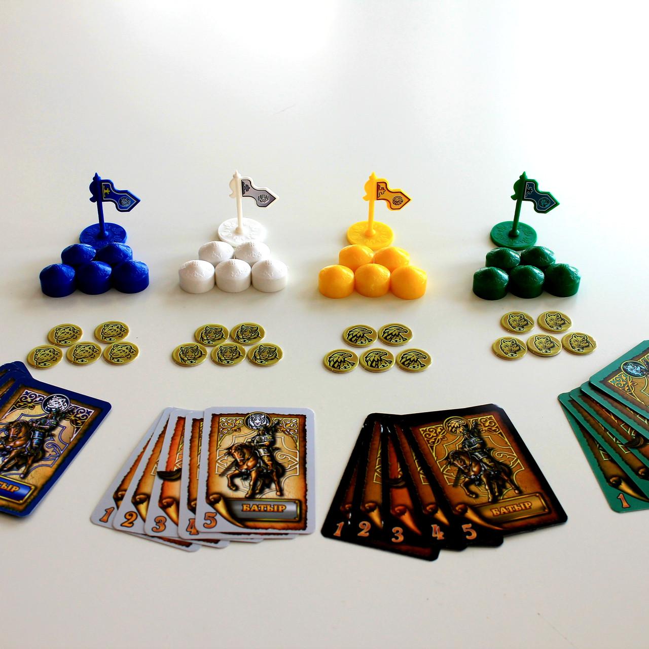 """Board game """"Qazaq Khanate"""" - фото 6"""