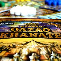 """Board game """"Qazaq Khanate"""""""