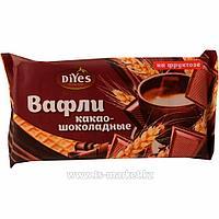 Вафли ДИYES на фруктозе 90г (какао-шоколад)