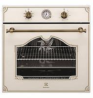 Духовой шкаф Electrolux OPEB2520 (OPEB2520R черный/латунь)
