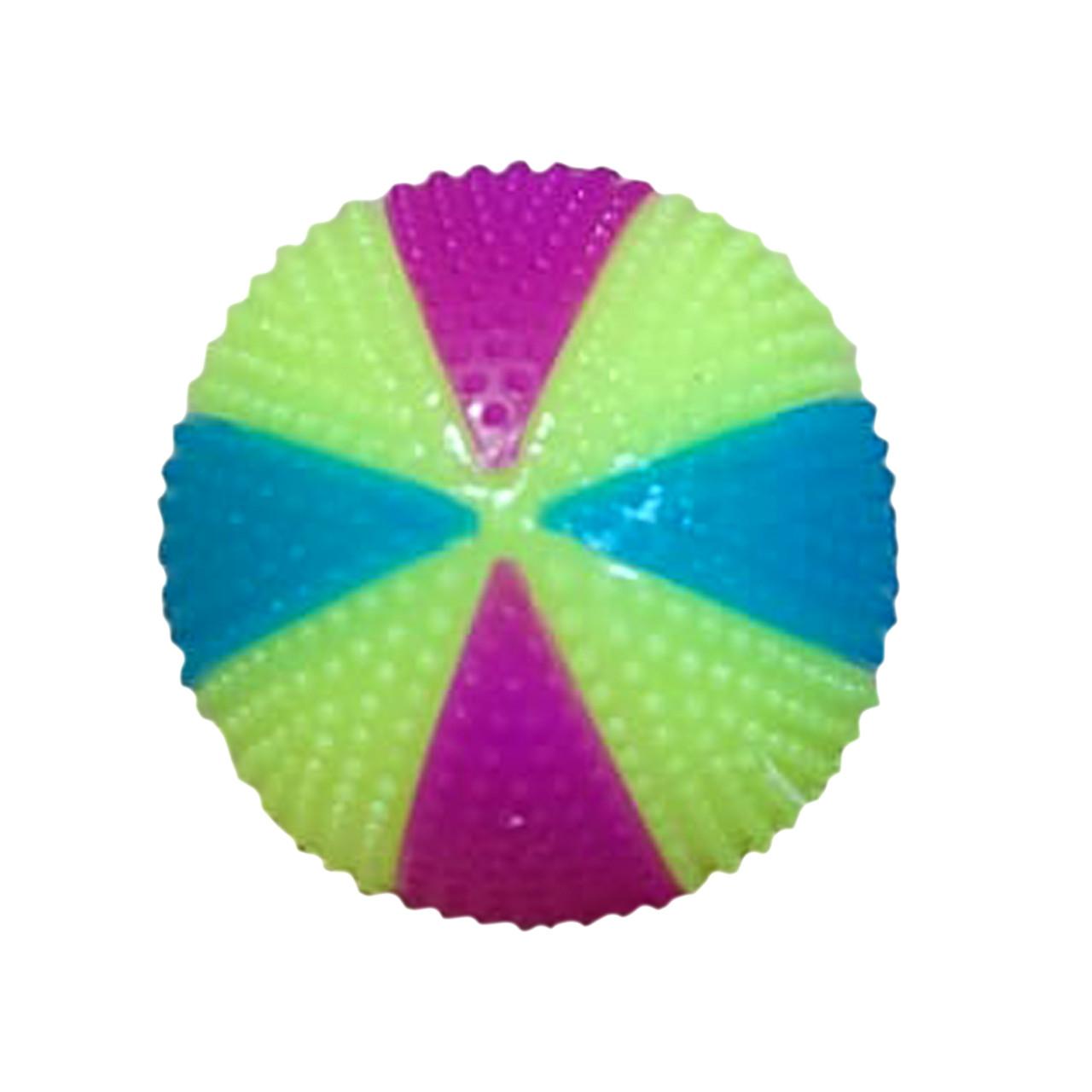 Мячик светящийся для собак