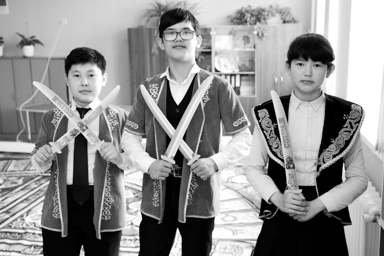 Игра настольная Казахское ханство Гигантская версия - фото 6