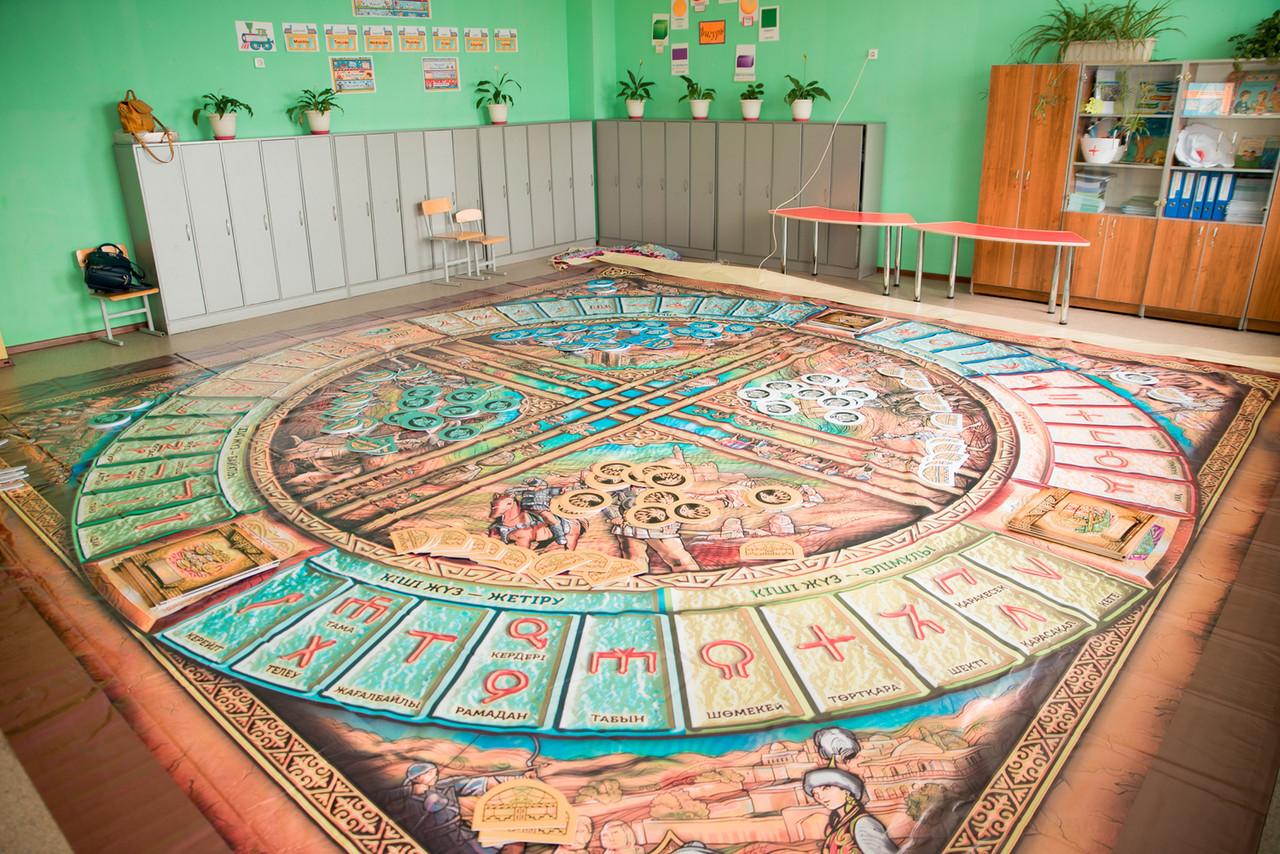 Игра настольная Казахское ханство Гигантская версия - фото 8