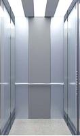Лифт пассажирский SS Metalic ligth blue