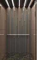 Лифт пассажирский DP Marble brown