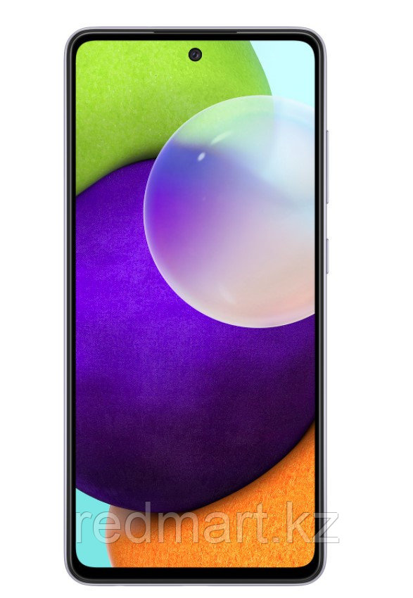 Смартфон Samsung Galaxy A52 8/256Gb фиолетовый - фото 2
