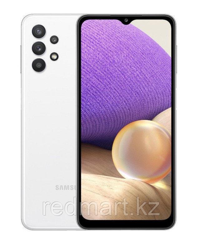 Смартфон Samsung Galaxy A32 4/64Gb белый - фото 1
