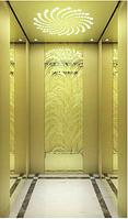 Лифт пассажирский DP Satin gold