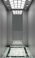 Лифт пассажирский SS Matte iron